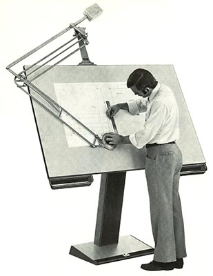 1960-hydraulic-drawing-board