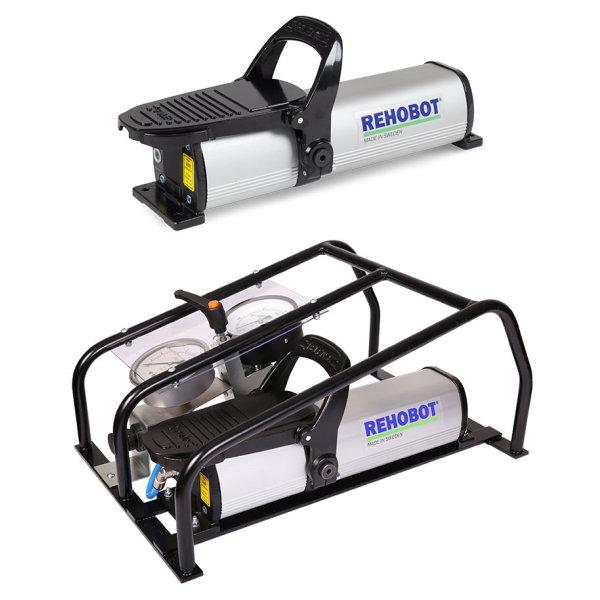 Luftdrivna hydraulpumpar PPxx-1000